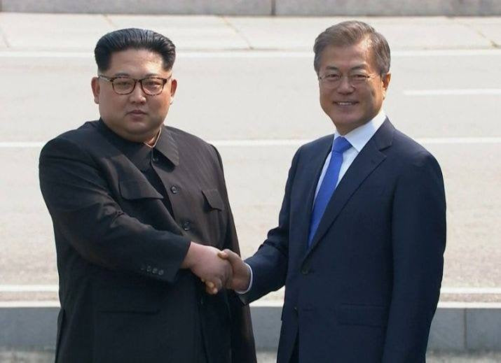 North, South Korea end war to focus on crushing East, West Koreas