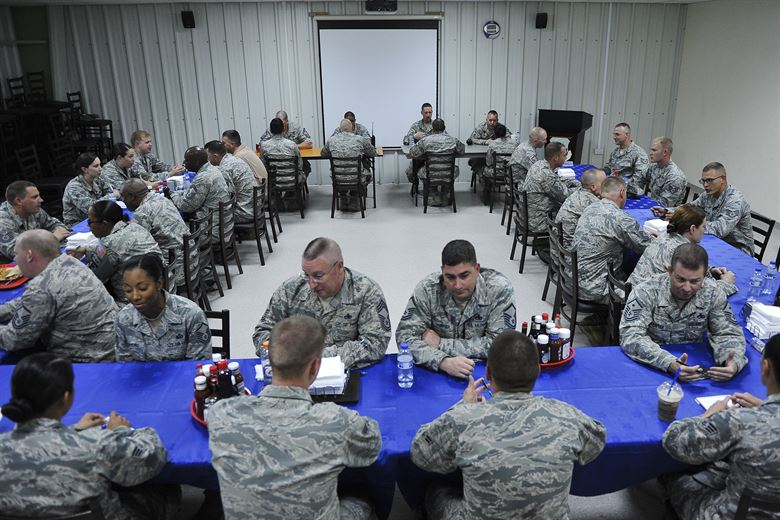 Airman Creates Speed Dating Service- Round Robbin' Your Heart