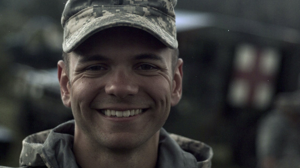 Sick freak says he got a good night's rest before drill weekend