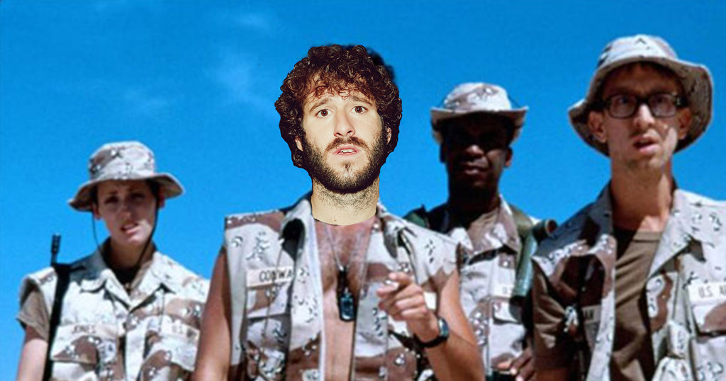 Lil Dicky to lead reboot of 'In The Army Now'