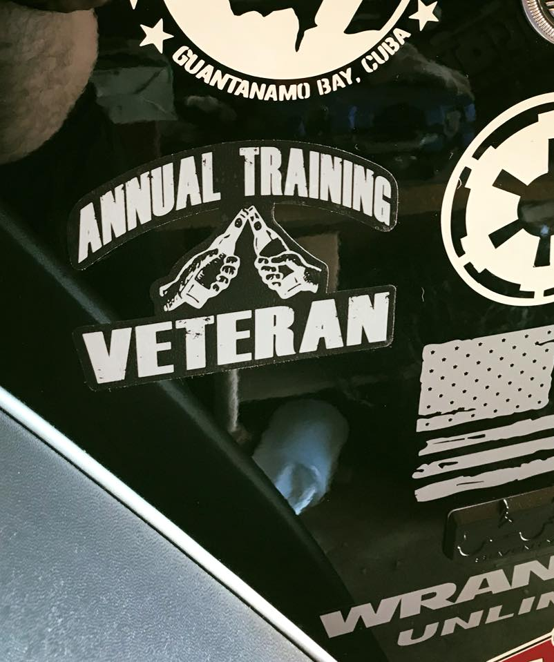 Annual Training Veteran - Grumpy Joes
