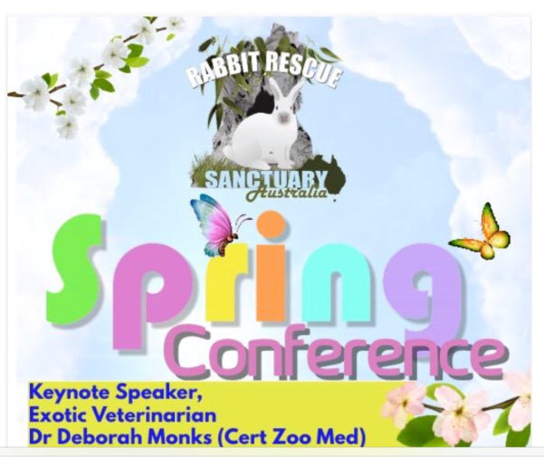 Rabbit Rescue Sanctuary Spring Conference