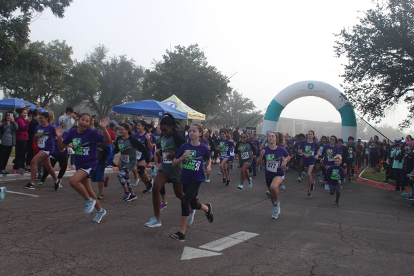 2018 Face the Race 5K