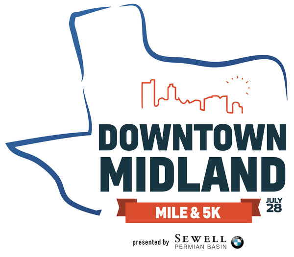 SEWELL BMW DOWNTOWN MIDLAND MILE - JULY 28