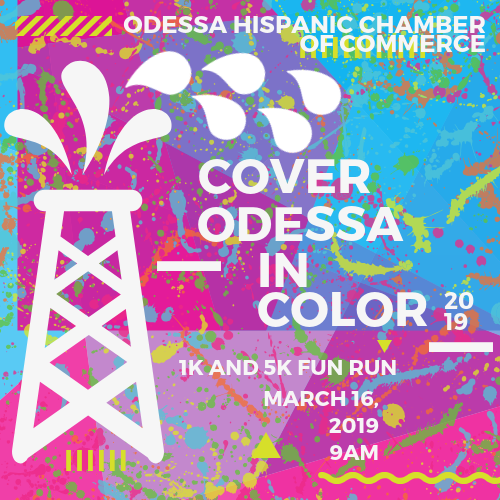 2019 Cover Odessa In Color - March 16