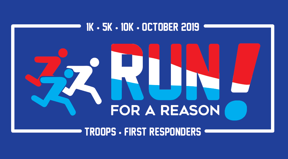 2019 RUN FOR A REASON - October 20th