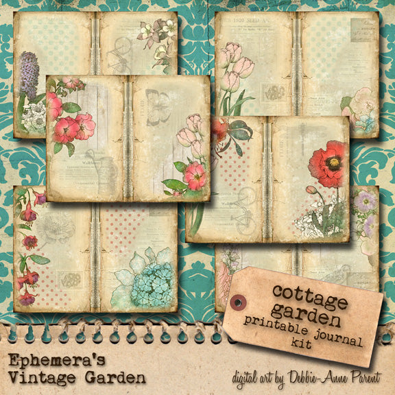 May Featured Collection - Cottage Garden
