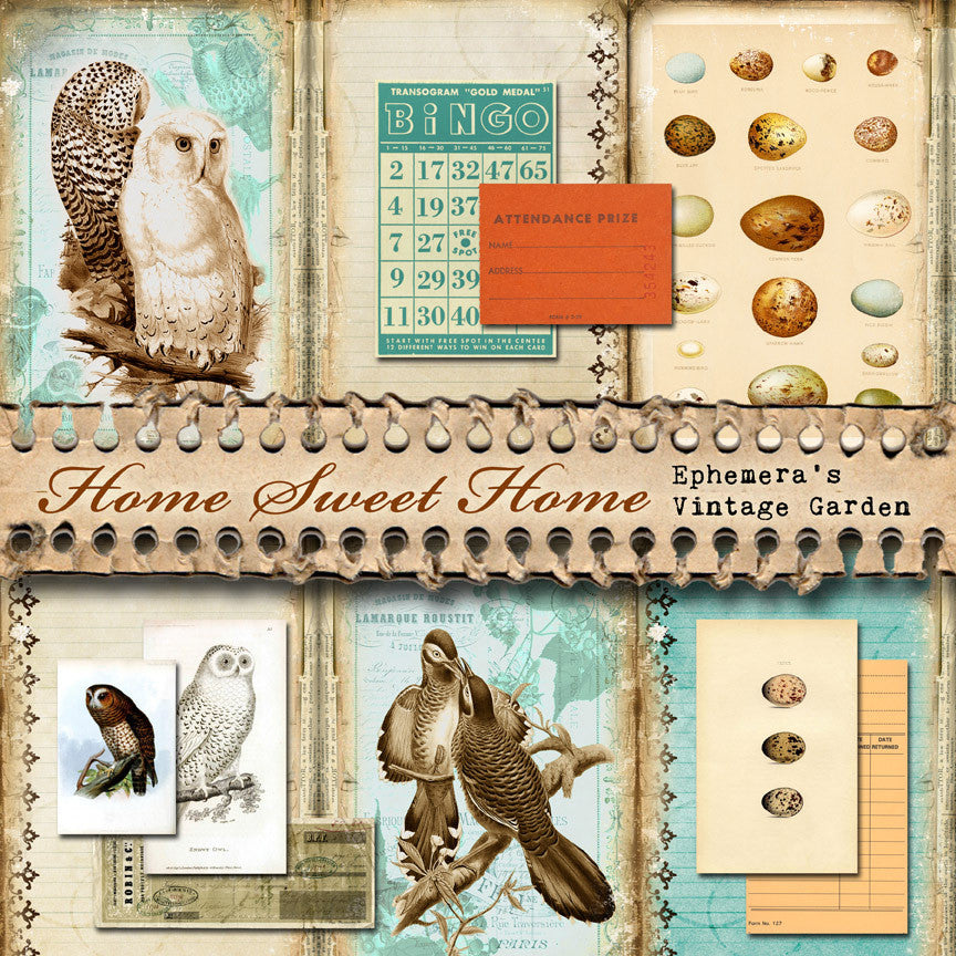 Garden Club - November Freebie Kit