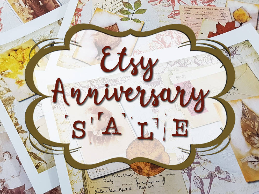 EVG Etsy Anniversary Sale and Daily Deals