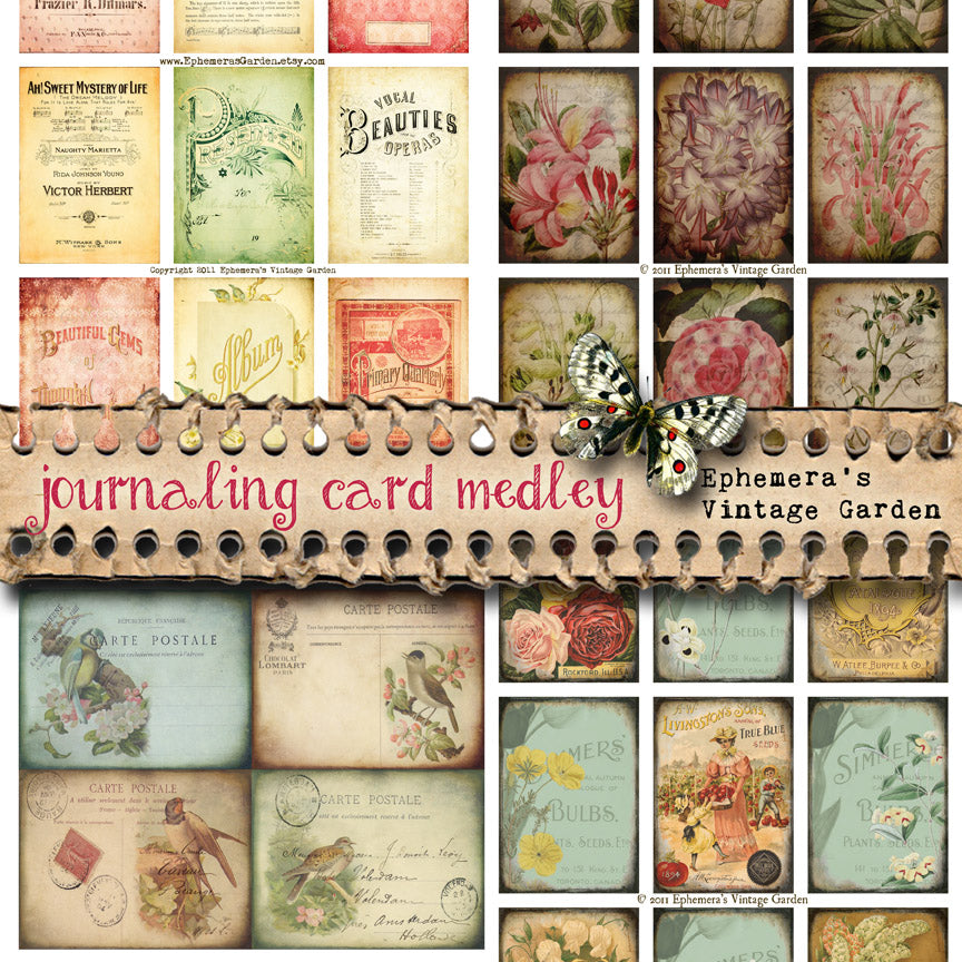 August Featured Item - Jumbo Card Medley