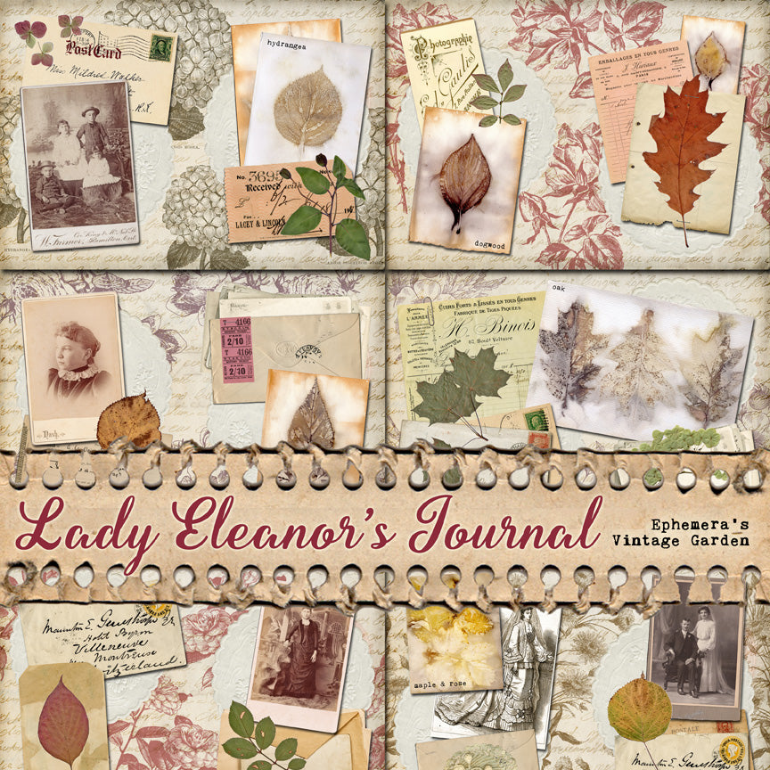 Lady Eleanor's Journal - New Printable Collection