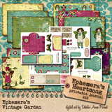 Ephemera's Heartsong - Printable Journal Kit