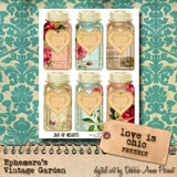 Love Is Chic II 'Love and Romance' - Printable Journal Kit