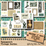 Shabby N' Chic II - Jumbo Journal Kit