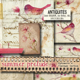 Summer Prelude - Printable Journal Kit