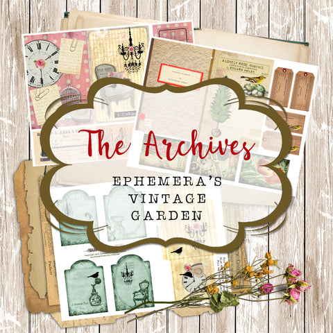 The Archives - Bundled Journal Kits