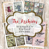 The Archives - Printable Singles