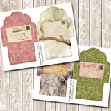 Cottage Meadow 2 - Printable Journal Kit