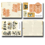 Wings For Jonathan II - Printable Journal Kit