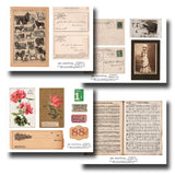 Tom Brown Miscellany - Printable Ephemera Kit