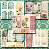 Shabby N' Chic - Printable Journal Kit