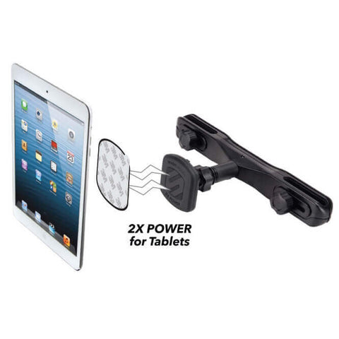 Scosche MagicMount™ XL Headrest - MAGTHM2 - for All iPads and Tablets