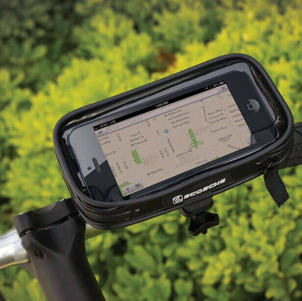Scosche HandleIt Pro™ Weatherproof Bike Mount for iPhone