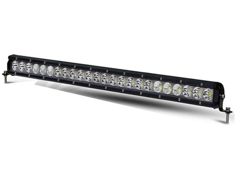 "25"" LED BAR 126 Watt Single Row"