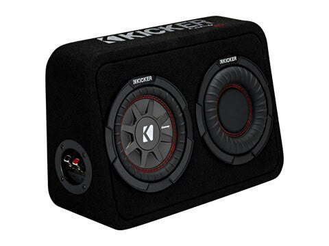 "Kicker 6.75"" CompRT 2 Ohm Enclosure 43TCWRT672"