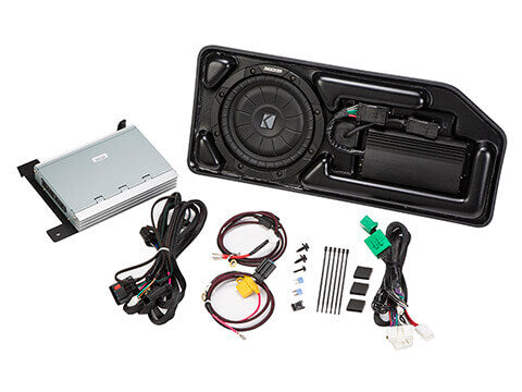 Kicker-PCOCRE15-Multi-Channel-Amplifier-&-Powered-Subwoofer-Upgrade-Kit