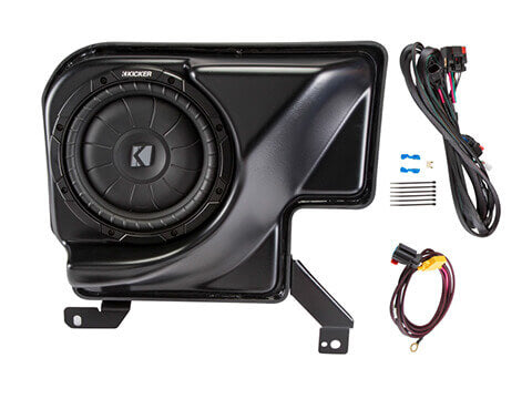 Kicker-SSIEXT14-Powered-Subwoofer-Upgrade-System