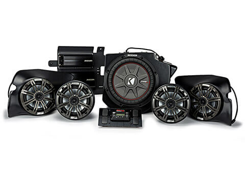 Kicker-44PRZ35-5-Speaker-Polaris®-RZR®-System-(PHASE 5)
