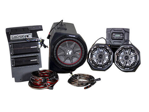 Kicker-45PGN3-3-Speaker-Polaris®-General®-System