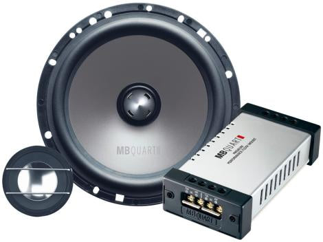 "MB Quart PVI 213 -  5-1/4"" 2-way Premium Series Component Speakers System (PVI213)"