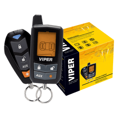 Viper-5305V-Entry-Level-LCD 2-Way-Security and Remote-Start System