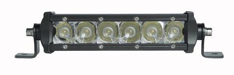"7"" LED BAR 18 Watt Single Row"