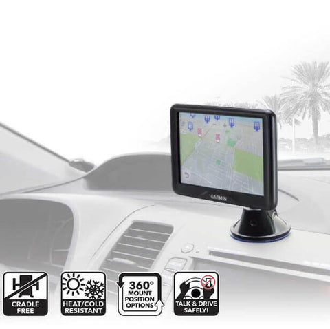 Scosche MAGHDGPS magicMOUNT™ dash/window - Cell Phone Dash Mount