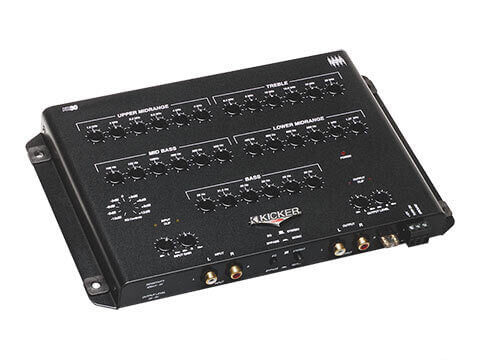 Kicker 03KQ30 - KQ30 Equalizer -  KQ30 30 Band Equalizer