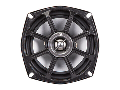 "Kicker 10PS52504 - PS 5.25"" 4Ω Coaxial - PS5250 5.25-Inch (130mm) Weather-Resistant Coaxial for Motorcycles/ATVs, 4-Ohm"