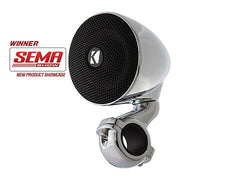 "Kicker 40PSM34 - PSM 3"" 4Ω Enclosed Speaker Pair - PSM3 Weather-Proof Enclosed Mini System, 4-Ohm"