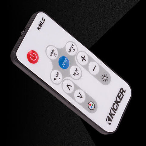 Kicker KMLC LED Lighting Remote - Kicker 41KMLC
