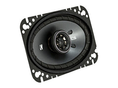 Kicker 43CSC464 - CS Series CSC46 - CSC46 4x6-Inch (100x160mm) Coaxial Speakers, 4-Ohm