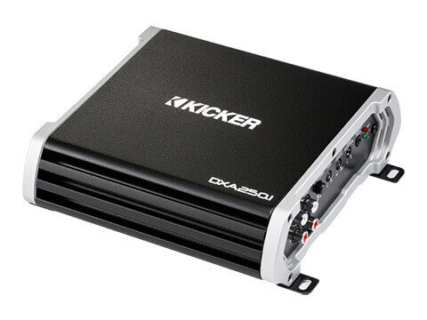 Kicker 43DXA2501 - DXA250.1 Amplifier - DXA250.1 250-Watt Mono Class D Subwoofer Amplifier