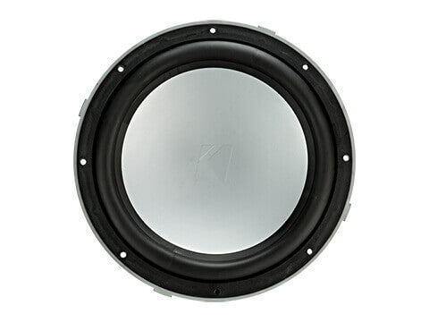 "Kicker 43KMW102 - 10"" 2Ω Marine Subwoofer - KMW10 10-Inch (25cm) Marine Subwoofer (2-Ohm), Grille not included, 150W"