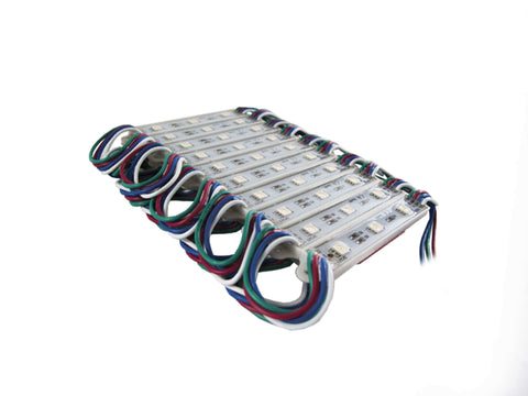 Race-Sport-RS-POD5050-9FT-RGB-9ft-20-Module-LED-Pod-Strip-Light-Kit-(RGB-Multi-Color)