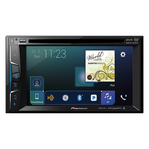 2017 pioneer AVH-1330NEX multimedia DVD receiver