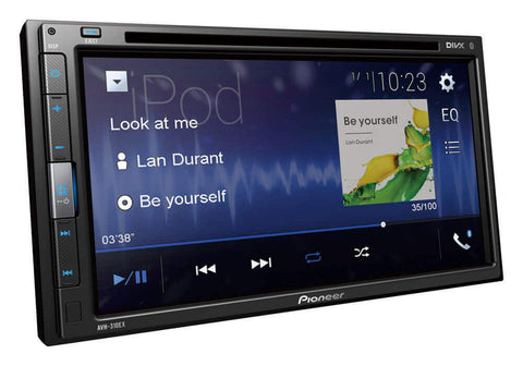 "Pioneer-AVH-310EX-Multimedia-DVD-Receiver-with-6.8""-WVGA-Display-and-Built-in Bluetooth®"