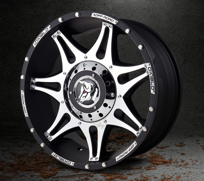 Beast Dirt Wheel by Diablo Wheels