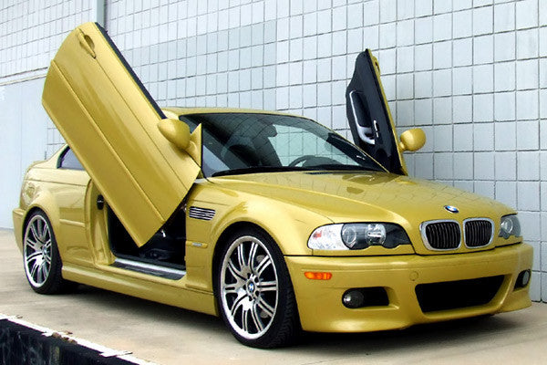 BMW 3 Series 1999-2005 2DR Vertical Lambo Doors