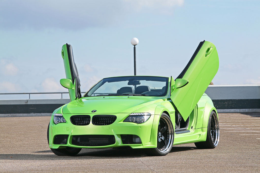 BMW 6 Series 2003-2010 Vertical Lambo Doors